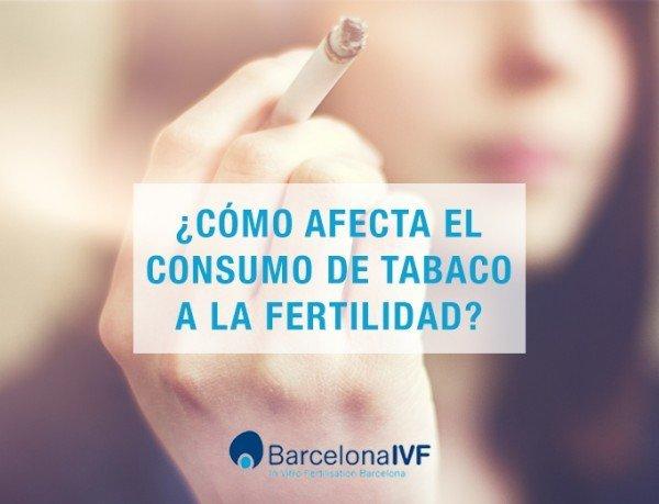 Tabaco y fertilidad