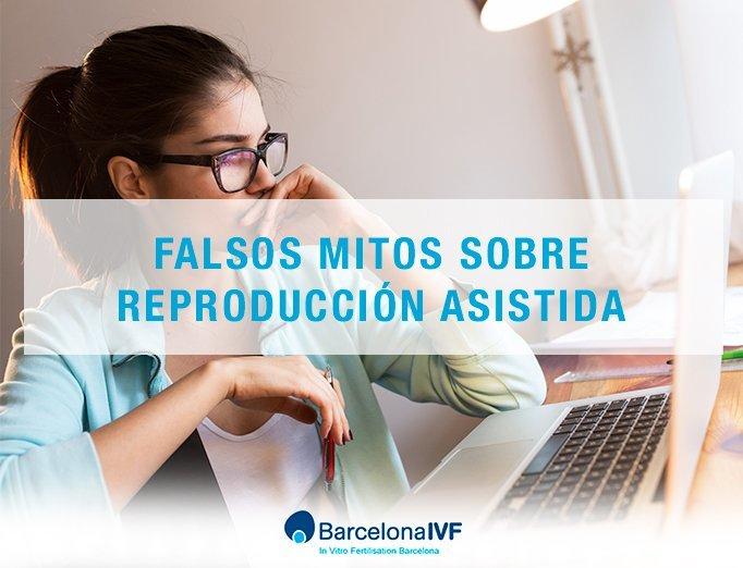 Mitos sobre reproducción asistida