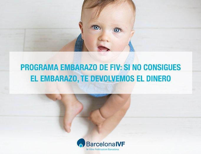 Programa embarazo de FIV