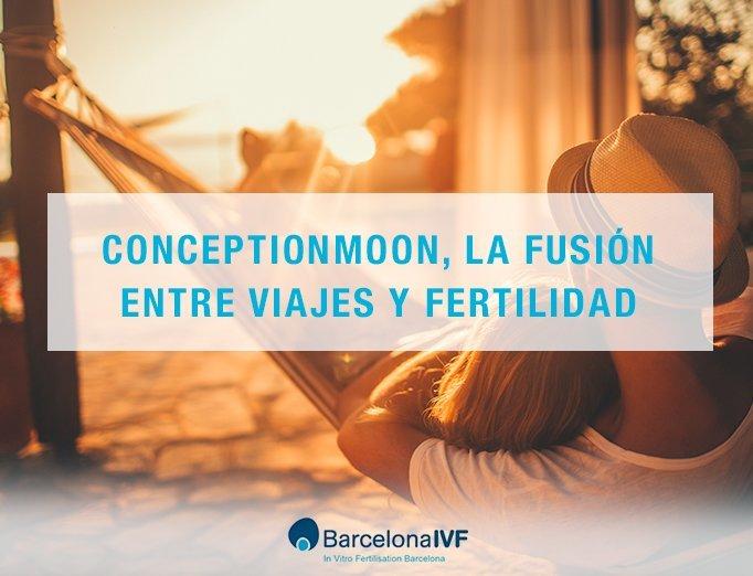 Conceptionmoon, fertilidad y viajes