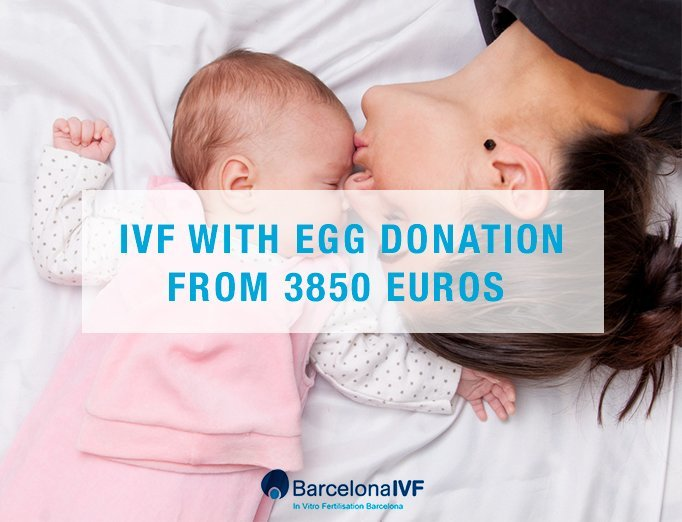 fiv donation barcelona ivf