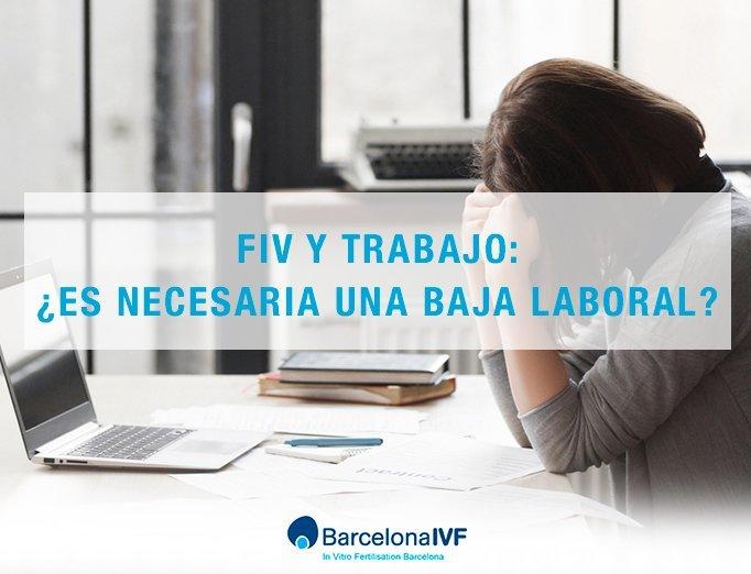Baja laboral FIV