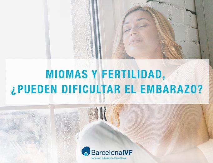 Miomas y fertilidad
