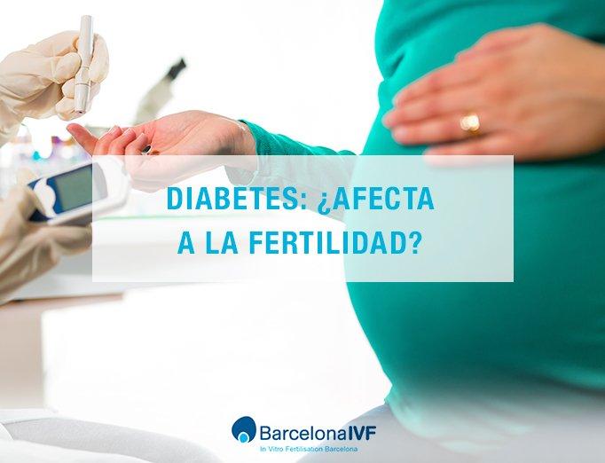 afecta la diabetes a la fertilidad