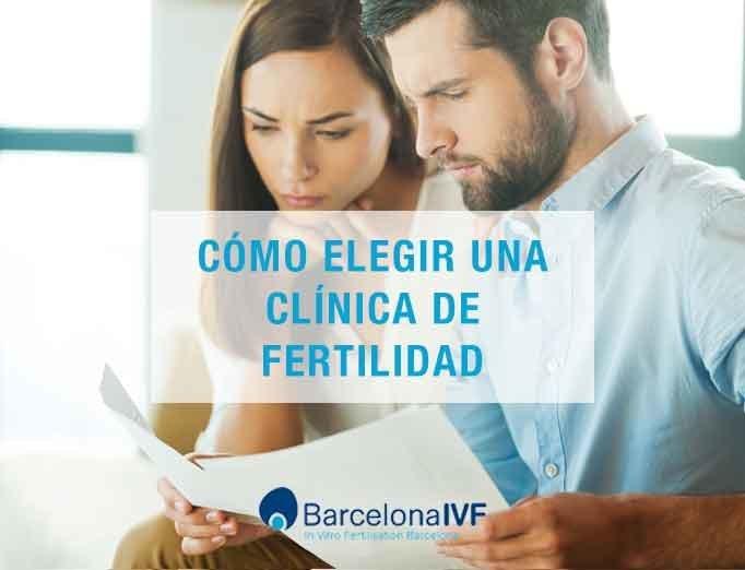 Cómo elegir clinica de fertilidad