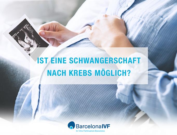 Schwangerschaft nach einem Krebs: Ist das möglich?