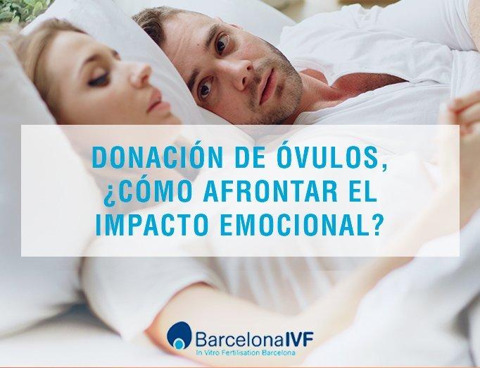 Donación de óvulos, ¿cómo afrontar el impacto emocional?