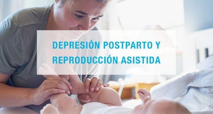 ¿Se puede relacionar la depresión postparto con la reproducción asistida?