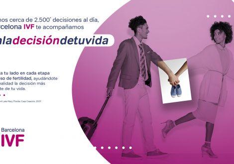 En Barcelona IVF estrenamos imagen corporativa y queremos compartirla contigo