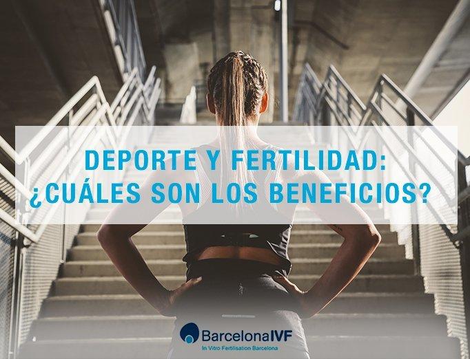 Deporte y fertilidad