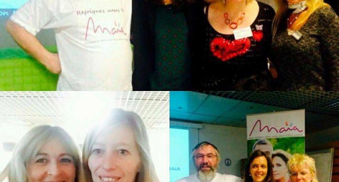 Barcelona IVF con MAIA en París